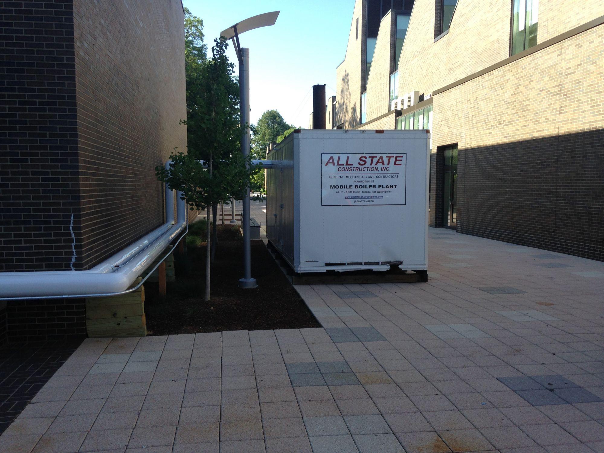 CT Mobile Boiler Rentals
