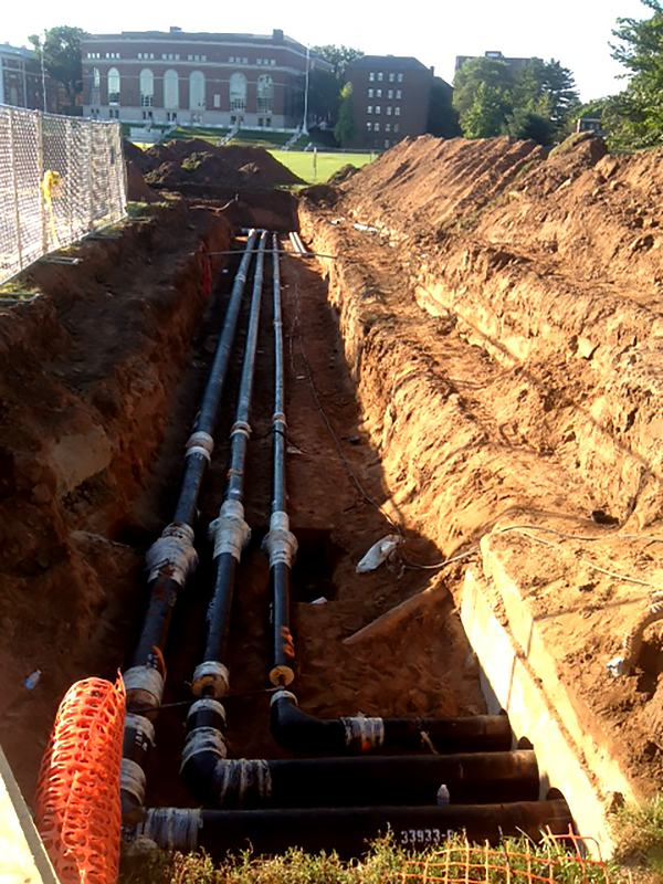 Underground Pipe Contractor Ct Mechanical Contractor Ct