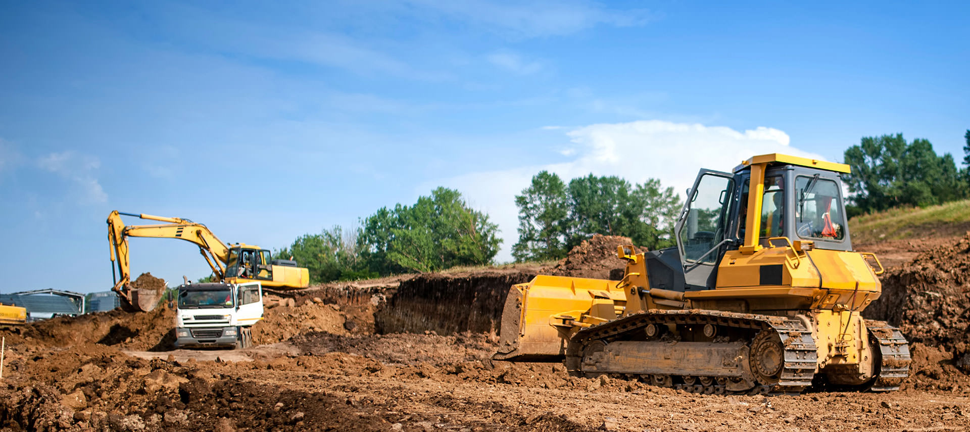 Site work ct mechanical contractor ct mobile boilers ct for Site in construction