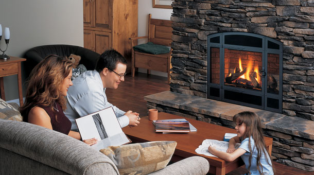 Gas Fireplaces in CT