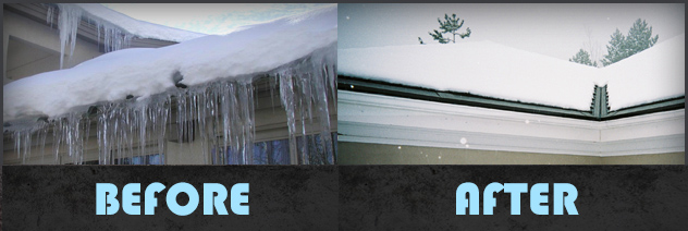 CT Roof U0026 Gutter Ice Melt Systems