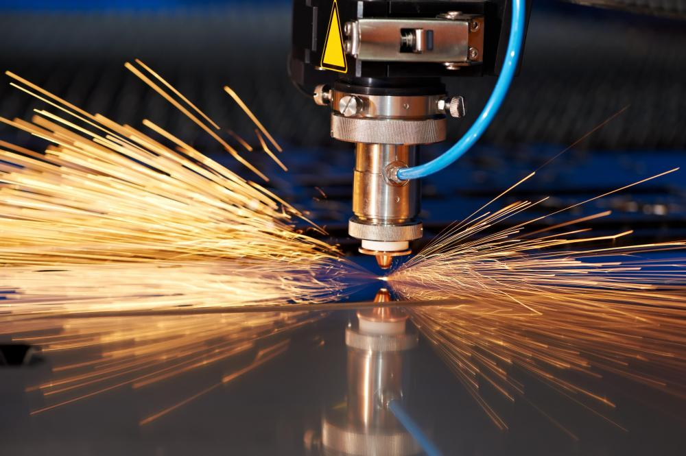 Steel Laser Cutting CT