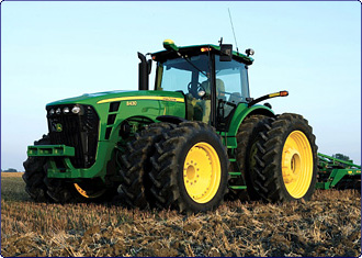 John Deere Agricultural Equipment