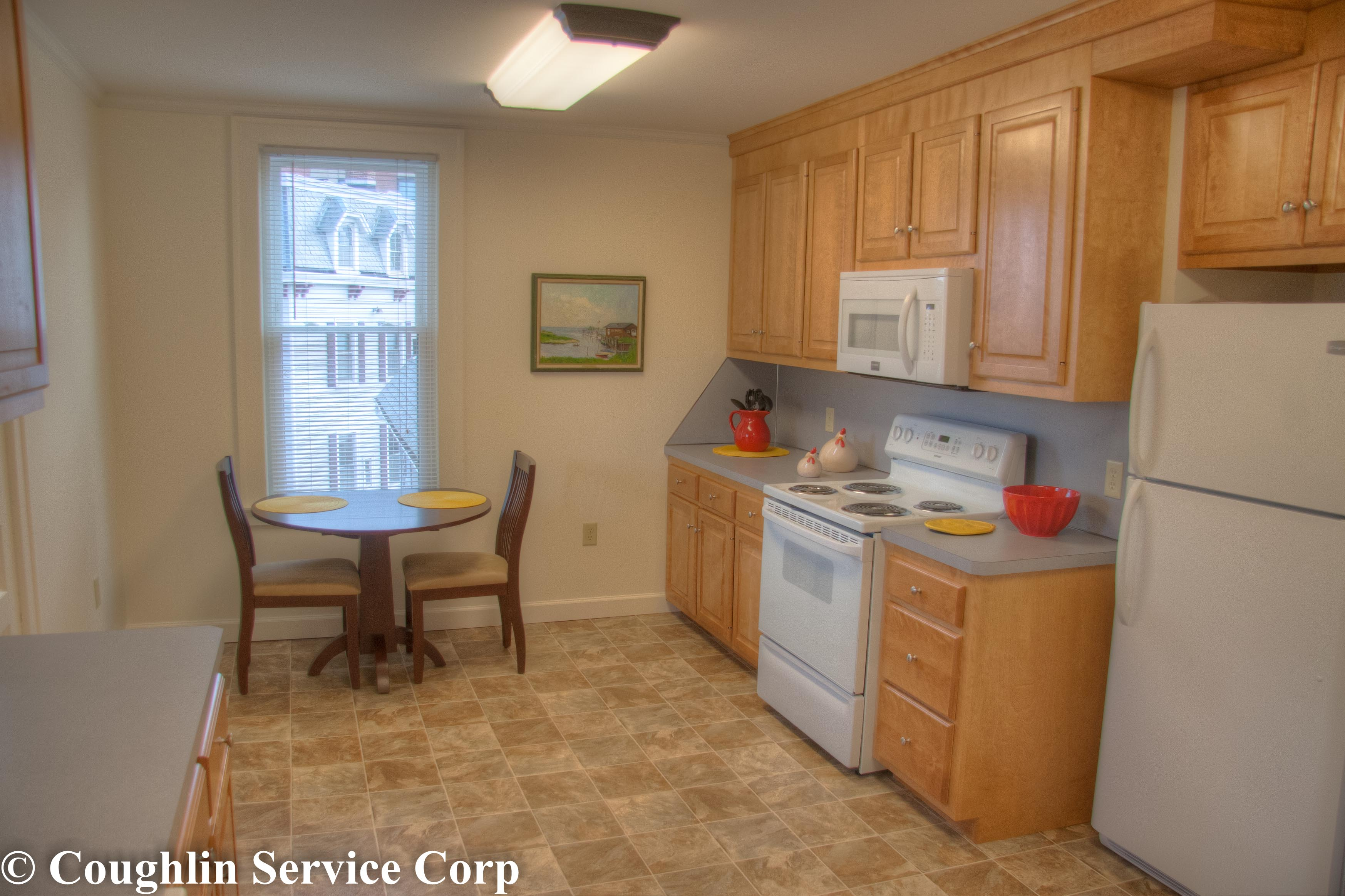 Coughlin Service Corp Kitchen Renovation Builder