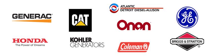 Residential Generator Brands - Guardian, Caterpillar, Onan, Generac, Honda, Kohler, Coleman