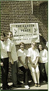 Garden of Peace Memorial Picture