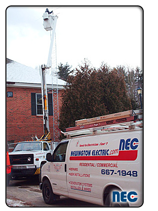 Commercial Electrician CT, Connecticut Electrical Contractor