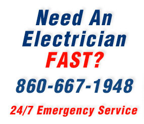 Emergency Electrician CT, 24 Hour Emergency Service Connecticut