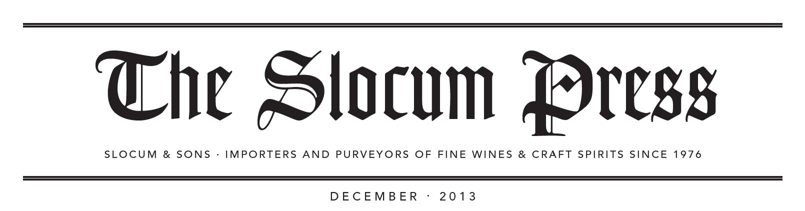 Slocum Newsletter
