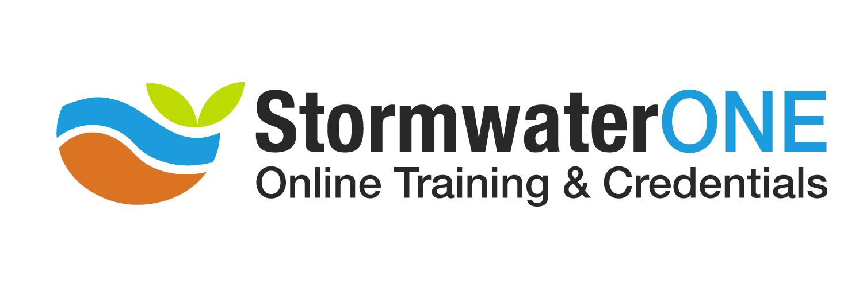 StormwaterONE Stormwater Logo Design