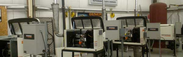 Generator Service and Maintenance